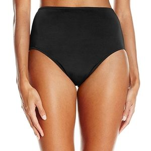 Maxine Of Hollywood Women's Bikini Swimsuit Bottom